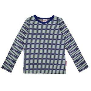 Shirt langarm Raster Jacquard - Baba Babywear