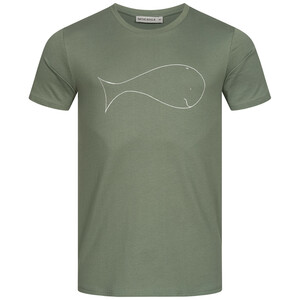 T-Shirt Herren - Whale - NATIVE SOULS