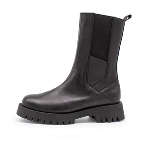Stiefel - Hohe Chelseaboots Igel - Werner Schuhe