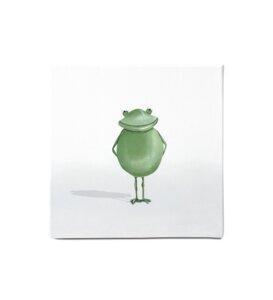 """Leinwandbild - Bild Frosch """"Gigo"""" - Dori´s Prints"""