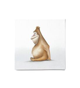 """Leinwandbild - Bild Gorilla """"Sergej"""" - Dori´s Prints"""