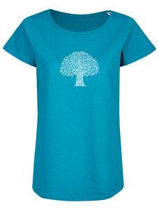 Basic Bio T-Shirt (ladies) Nr.2 tree life - Brandless