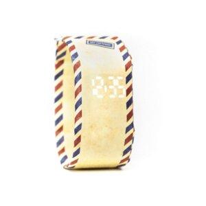 Armband Uhr - Airmail - paprcuts