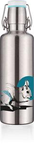 soulbottle steel print 0,6l • Trinkflasche aus Edelstahl mit Motiv - soulbottles