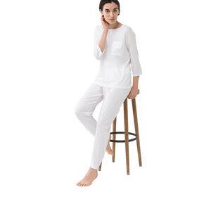 Damen Schlafanzughose mit Komfortbund Sleepsation Bio-Baumwolle - Mey