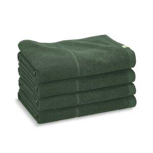 The Hand & Hair Set - klimapositives Handtuchset aus Holz - Kushel Towels
