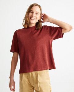 T-Shirt - Hemp Aidin - aus Hanf & Bio-Baumwolle - thinking mu