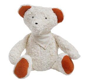Spiel & Kuscheltier Teddy mit Halstuch, kbA, 100 % Made in Germany - Efie