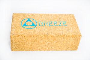 Breeze Yoga Korkblock Pluto - Breeze Yoga