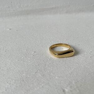 organischer Ring small - noemvri fashion label
