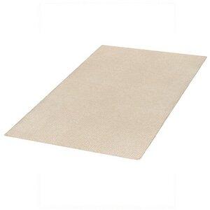 """Handgefertigter Flachgewebe-Teppich """"Flat"""" aus Wolle in Beige - versch. Größen - Prolana"""