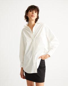 Bluse - Gia Oversize - aus Bio-Baumwolle - thinking mu
