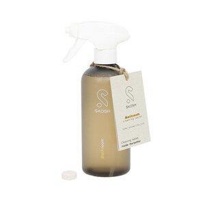 Sprühflasche aus recyceltem Kunststoff inkl. Reinigungstablette - Skosh