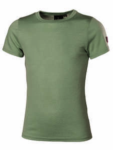 Kinder T-Shirt Jive reine Merinowolle - IVANHOE