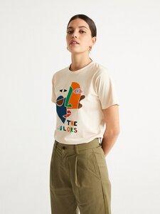 The colors T-Shirt - thinking mu