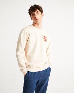 Fast Sweatshirt - thinking mu