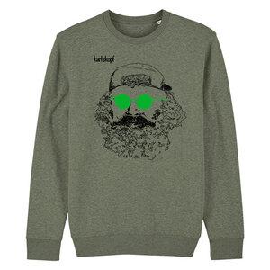 SKATER - Herren Sweater aus Bio-Baumwolle von karlskopf - karlskopf