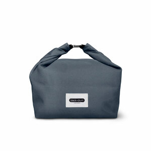 Lunchbag aus recycelten PET-Flaschen - Black + Blum