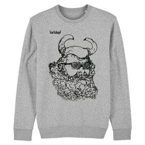 WIKINGER - Herren Sweater aus Bio-Baumwolle von karlskopf - karlskopf