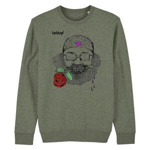 CASANOVA - Herren Sweater aus Bio-Baumwolle von karlskopf - karlskopf