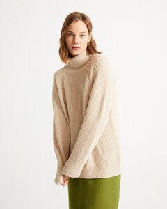 Strickpullover - Matilda - aus Wolle - thinking mu