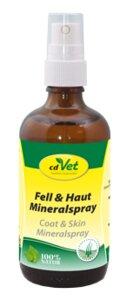 cdVet Fell & Haut Mineralspray - 100ml - cdVet