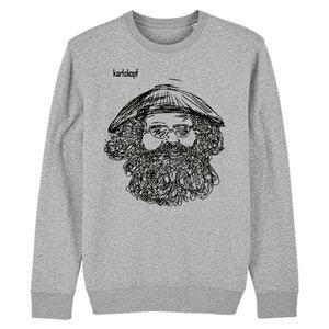 VIETNAMESE - Herren Sweater aus Bio-Baumwolle von karlskopf - karlskopf
