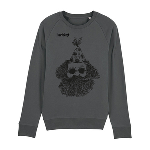 FASCHING - Herren Sweater aus Bio-Baumwolle von karlskopf - karlskopf