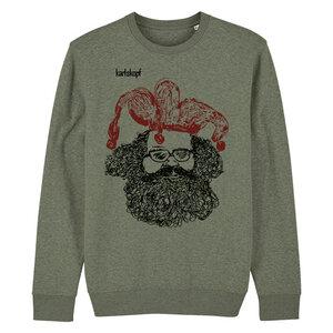 CASPER - Herren Sweater aus Bio-Baumwolle von karlskopf - karlskopf