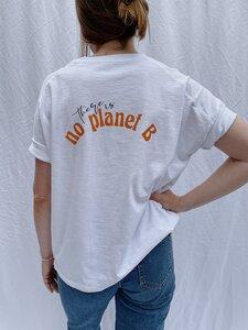 there is no Planet B Shirt - noemvri fashion label