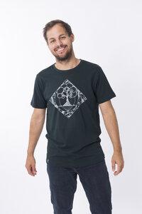 """Bio T-Shirt """"Lebensbaum forest """" - Zerum"""