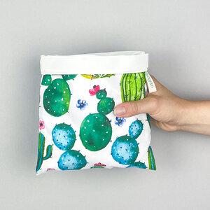 Snack Bag Single, Lunch Bag Single, Sandwich Bag Single, Brotbeutel Single - ever&again