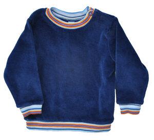 Leela Cotton Baby Sweatshirt Nicky 3 Farben - Leela Cotton