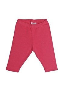 Baby Leggings pink Bio - Leela Cotton