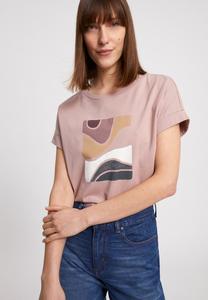 IDAA SOFT HILLS - Damen T-Shirt aus Bio-Baumwolle - ARMEDANGELS