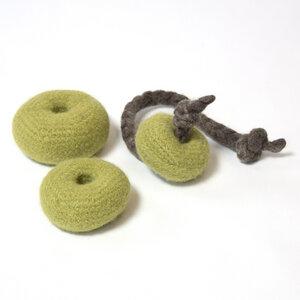 Hundespielzeug Zergel Frodo - Mike Mousehair