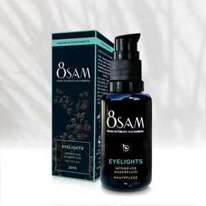 8SAM EYELIGHTS - Intensives Augenfluid - 8SAM
