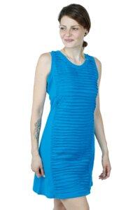 Fairtrade Damen kurzes Cut-Out-Sommerkleid aus Bio-Baumwolle Katharina - NEPALAYA
