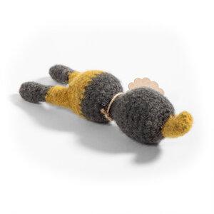 Hundespielzeug Kuscheltier-Enten Wilma & Bob für kleine Hunde - Mike Mousehair