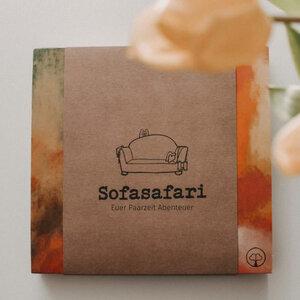 Kartenspiel Sofasafari - Paarzeit
