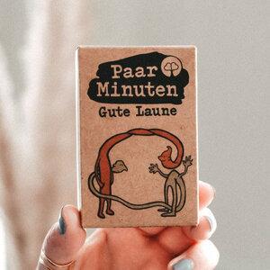 Kartenspiel PaarMinuten - gute Laune - Paarzeit