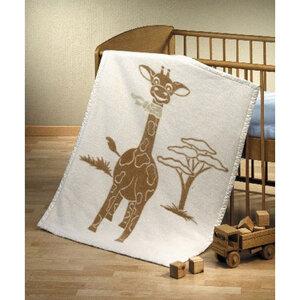 Babydecke Gringo 75*100 cm Bio-Baumwolle - Richter Textilien