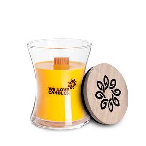 Duftkerze Melon & Honey aus Sojawachs, 100% vegan - We Love Candles
