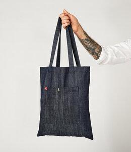 Einkaufstasche DENIM BLUE - KAYA&KATO
