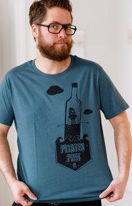 Piratenpost - Fair Wear Shirt - Ocean Depth - päfjes