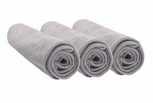 Bioaumwoll-Ersatzbezug für Wickelauflage 50x70 50x75 - 3 Stück - Easy Dort