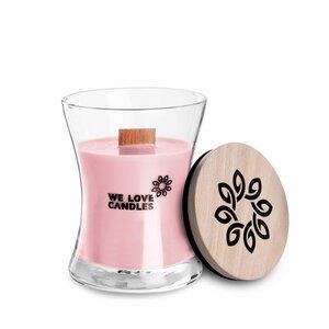 Duftkerze Basket of Tulips aus Sojawachs, 100% vegan - We Love Candles