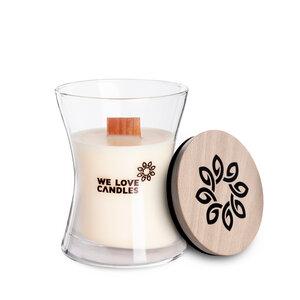 Duftkerze Cotton Breath aus Sojawachs, 100% vegan - We Love Candles