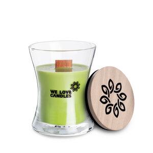 Duftkerze Jasmin Green Tea aus Sojawachs, 100% vegan - We Love Candles