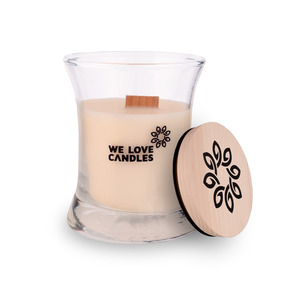 Duftkerze Lily of the Valley aus Sojawachs, 100% vegan - We Love Candles